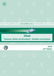 Chad Telecoms, Mobile and Broadband Statistics and Analyses
